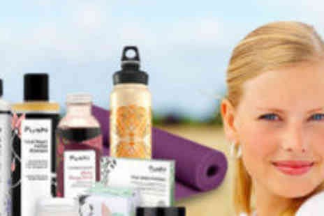 Fushi Wellbeing - 40 to spend on ethical goodies online - Save 60%