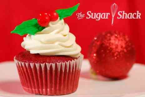 Sugarshack - Two Hour Cupcake Decorating Class - Save 60%