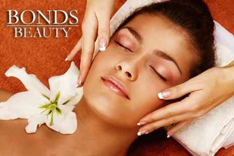 Bonds Beauty - Indian Head Massage Plus Back Massage - Save 66%