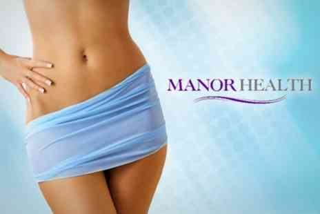 Manor Health - Ultrasound Cavitation Three - Save 87%