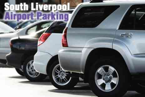 South Liverpool Airport Parking - 8 or 15 Day Pass With Valet - Save 60%