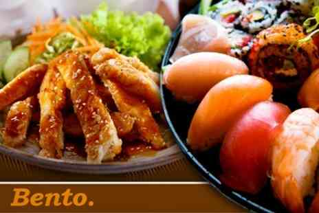 Bento - Japanese Cuisine Hot Food - Save 50%
