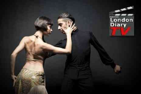 London Diary - Eleven 60 Minute salsa Classes - Save 75%