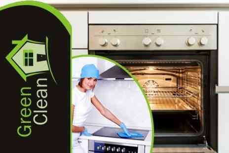 Green Clean - Oven Clean - Save 61%