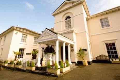 Penventon Park Hotel - In Cornwall One Night Stay For Two With Three Course Dinner, Breakfast and Cream Tea on arrival - Save 34%