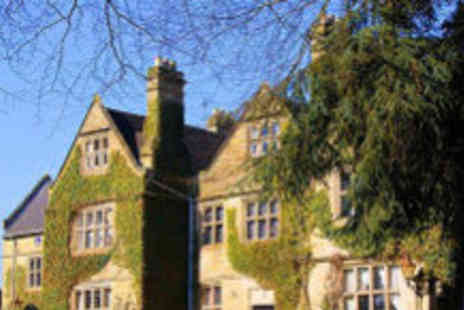 Weston Hall Hotel - Warwickshire break for two - Save 68%