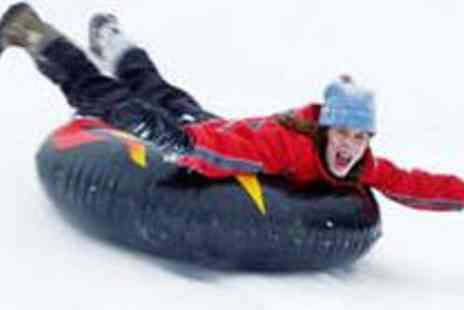 The Snow Centre - Indoor Skiing, Snowboarding, Sledding, and Beer - Save 54%