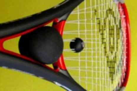 Matthew Schonfrucht - Two private squash lessons with a professional squash player - Save 40%
