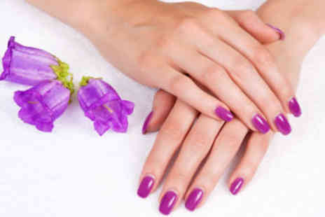 Amara Essence - Luxury Manicure - Save 50%