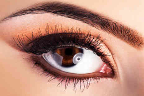 Evolution Hair Design - Eyebrow Tint and Threading Package - Save 53%