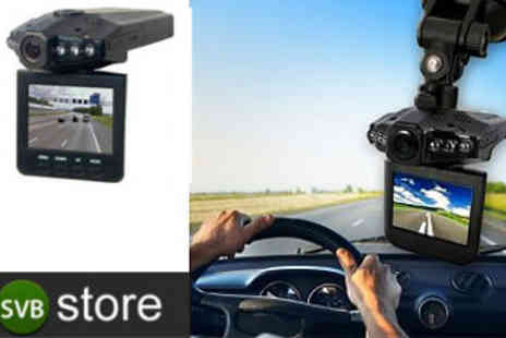 SVB Shops BV - Road Safety Guard Digital Video Recording Dashcam - Save 72%