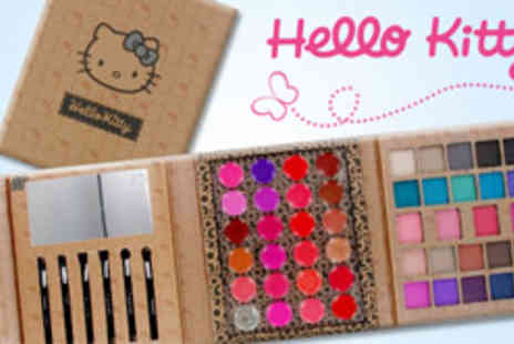 JustShe - Hello Kitty make up palette - Save 77%
