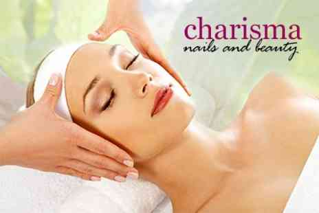 Charisma Nails and Beauty - One Hour Full Body Massage With Indian Head Massage - Save 60%