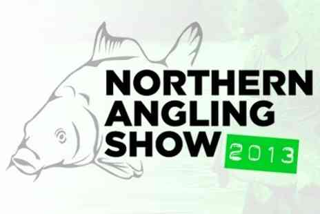 Northern Angling Show - Entry For Two Adults at Event City - Save 55%