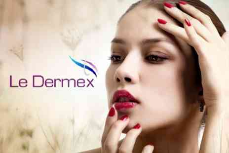 Le Dermex Cosmetic and Laser Clinic - Gelish Manicure or Pedicure or Both - Save 60%