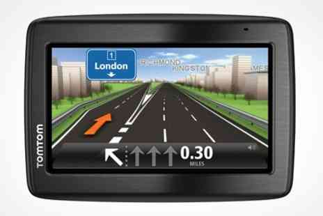 Ebuyer.com - TomTom VIA 135M Sat Nav With EU Maps - Save 21%