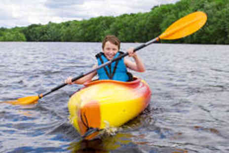 All Out Adventures - One Hour Kayak Experience - Save 60%