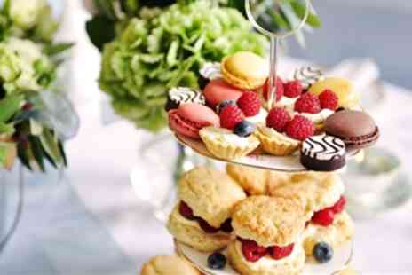 Thistle Hyde Park - Champagne Afternoon Tea with Hyde Park Views - Save 46%