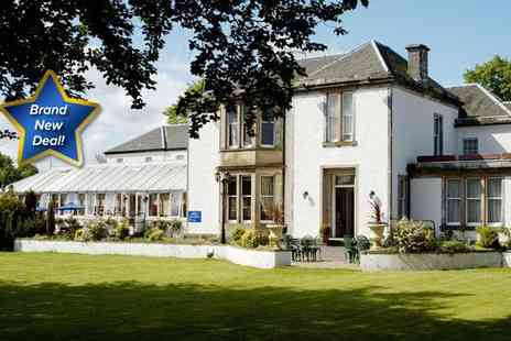 Maitlandfield House - Two night break for two including breakfast - Save 58%