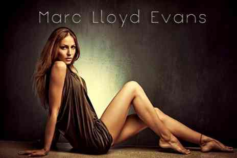 Photography By Marc Lloyd Evans - Makeover Photoshoot For One With Framed 10x8 Print - Save 94%