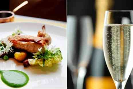 Cail Bruich - £69 -- 'Perfect' 6 Course Champagne Dinner for 2 - Save 40%
