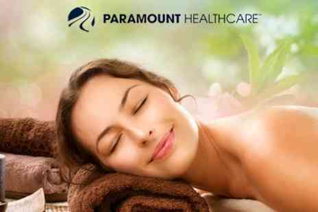 Paramount Healthcare - Full Body Sugar Scrub With Luxury Facial - Save 81%