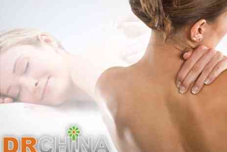 Dr China - Massage, Acupuncture and Consultation - Save 75%