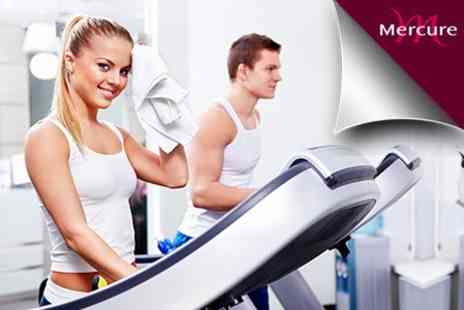 The Mercure Wolverhampton Goldthorn Hotel - One Months Gym Membership and Meal - Save 67%