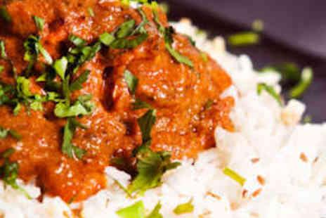 Darbaar - Indian Meal for Two - Save 50%