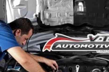VTS Automotive - 45 Point Vehicle Check With Oil and Filter Change - Save 61%