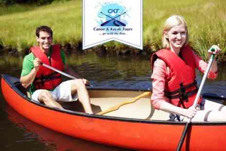 Canoe and Kayak Tours - Canoe Tour From Windsor to Eton Dorney With Glass of Bubbly - Save 50%