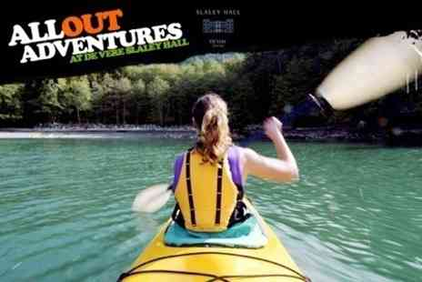 Allout Adventures - Kayaking Session For One - Save 60%