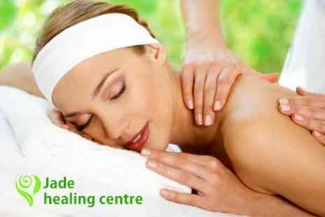 The Jade Healing Centre - One Hour Swedish Massage - Save 50%