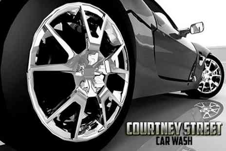 Courtney Street Car Wash - Platinum Car Wash and Valet - Save 65%