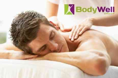 The BodyWell Group - One Hour Full Body Massage - Save 68%