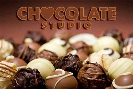 The Chocolate Studio - 150 Minute Class Chocolate Making and Tasting - Save 70%