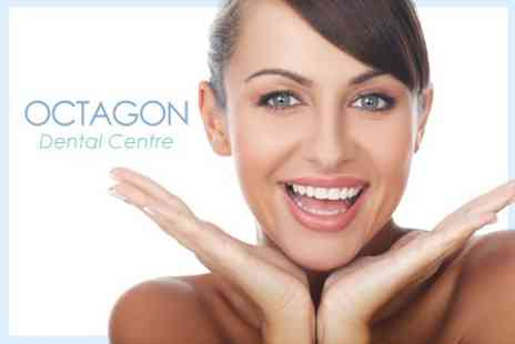Octagon Dental Centre - Teeth Whitening and Oral Health Assessment - Save 77%