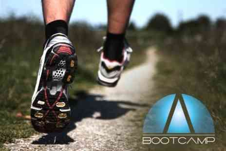 ABootcamp - Ten Boot Camp or Kettlebell Sessions - Save 67%