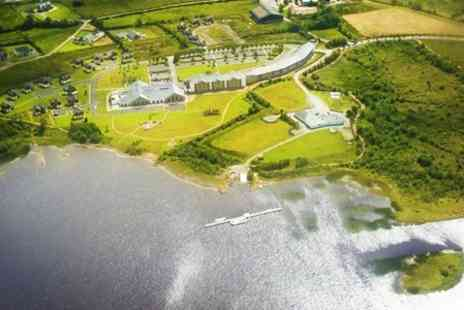 Lough Allen Hotel and Spa - Two Night Stay For Two With Breakfast Plus Spa and Restaurant Credit - Save 58%
