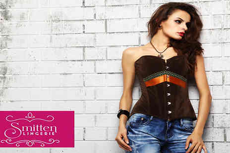 Astramore Consulting - Feel beautiful & feminine in any one of these corsets from Smitten Lingerie Spice up your own life or someone elses - Save 68%