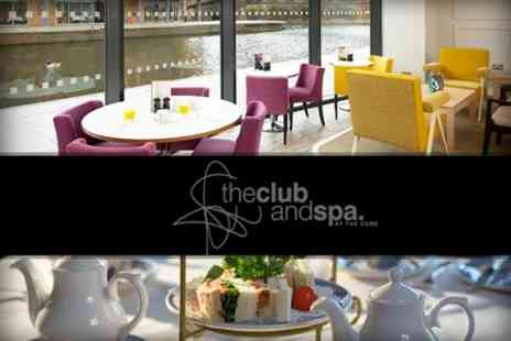 The Lounge at The Cube - Afternoon Tea For Two - Save 30%