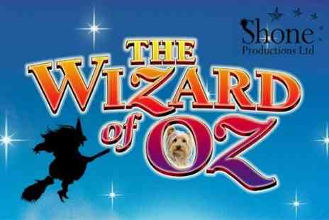 Shone Productions - The Wizard of Oz Theatre Ticket - Save 52%
