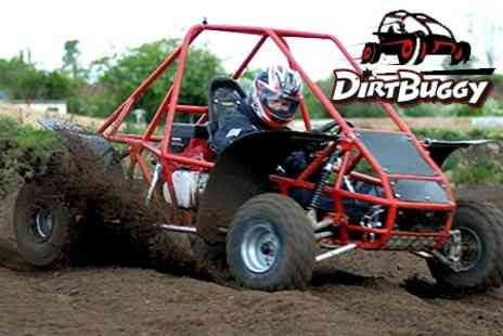 Dirt Buggy - Grand Prix Racing Experience With Heats and Final - Save 55%