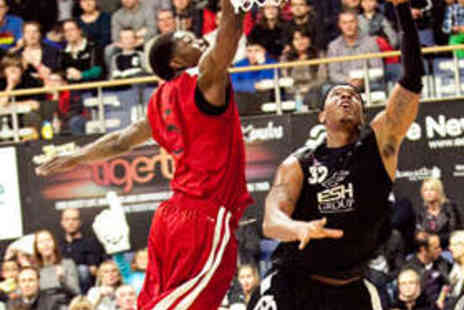 Newcastle Eagles Basketball - Two Tickets Newcastle Eagles Home Game - Save 56%
