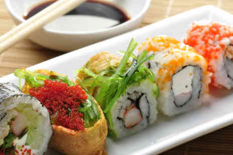 Yokoso - 3 Course Japanese feast including starter, main course & dessert - Save 54%