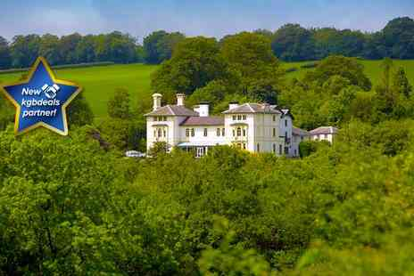 The Falcondale - One night gourmet Welsh retreat for two - Save 52%