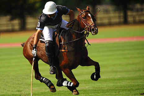 Leadenham Polo Club - 2 Day Mid Week Luxury Polo Retreat including accommodation - Save 54%