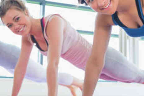 Fit Body Boot Camp - Four Weeks Unlimited Boot Camp Fitness Sessions - Save 80%