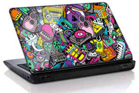 Wrappz - Personalised Laptop Skin - Save 55%