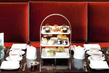 The Caledonian Waldorf Astoria - Champagne Afternoon Tea at the 5 Star Caledonian - Save 50%